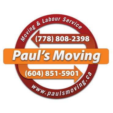 Paul's Moving logo