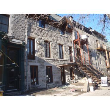 Maison Victorienne Rue Cherrier