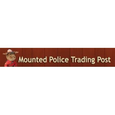 MOUNTED POLICE TRADING POST logo