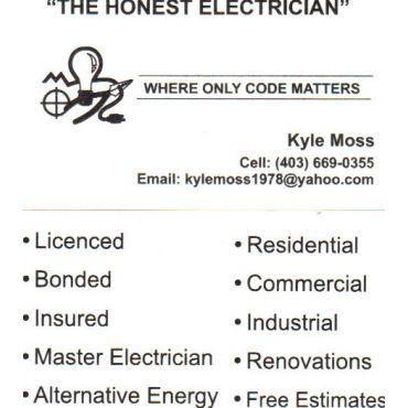 The Honest Electrician PROFILE.logo