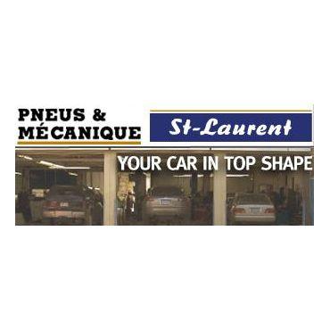 Pneus Et Mécanique St-Laurent PROFILE.logo