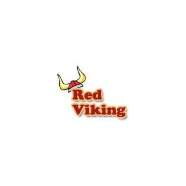 Red Viking logo