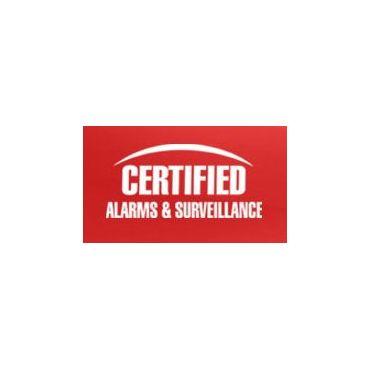 Certified Alarms Inc logo