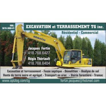 Excavation et Terrassement Cartier Inc. logo