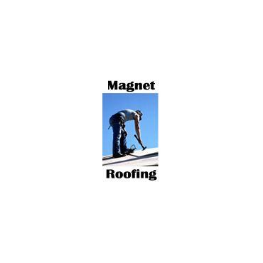Magnet Roofing logo