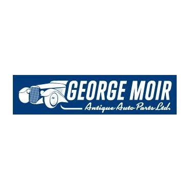 GEORGE MOIR ANTIQUE AUTO PARTS in Stony Plain, AB | 7809637334 | 411 ca