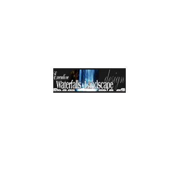 Executive Waterfalls & Landscape Design PROFILE.logo