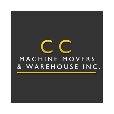 C&C Machine Movers & Warehouse Inc. PROFILE.logo