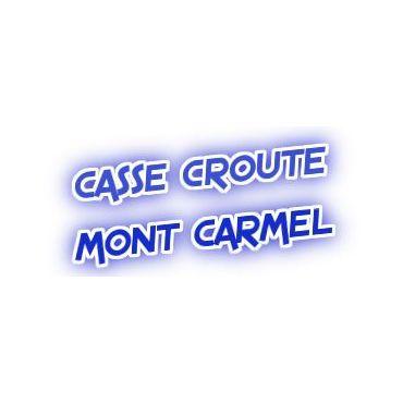 Casse-Croûte Mont Carmel logo