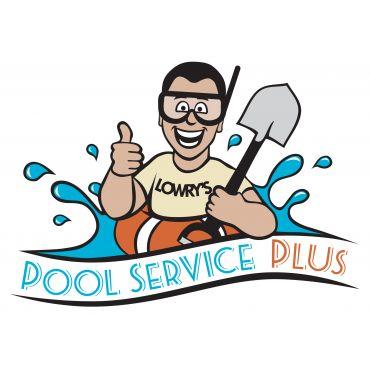 Lowry's Pool Service Plus logo