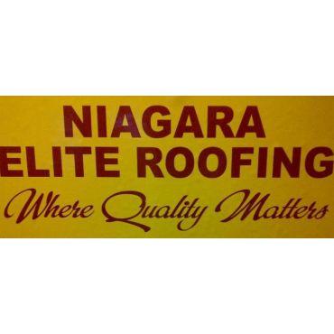 Niagara Elite Roofing logo