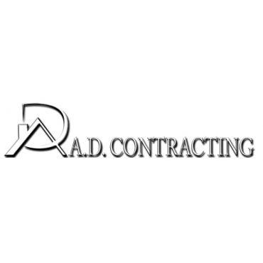 A.D. Contracting logo