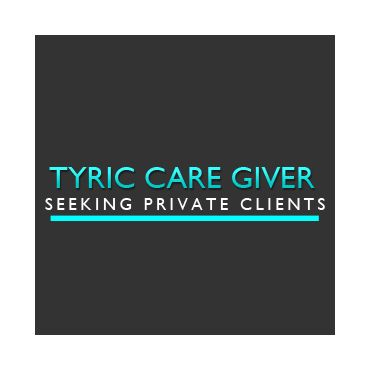 Tyric Care Giver Seeking Private Clients PROFILE.logo