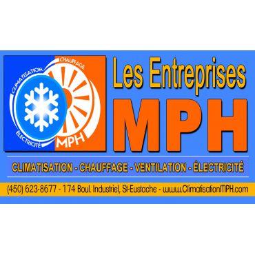 Les Entreprises M P H logo