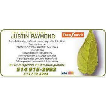 Les Entreprises Justin Raymond inc. logo