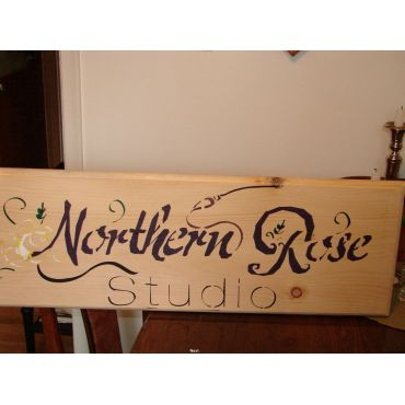 Northern Rose Studio logo