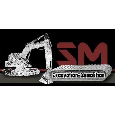 SM Excavation et Démolition logo