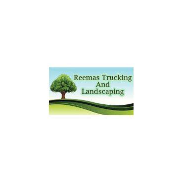 Reemas Trucking And Landscaping PROFILE.logo