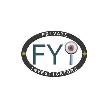 FYI Private Investigators Inc. PROFILE.logo