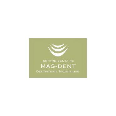 Centre Dentaire Mag-Dent PROFILE.logo