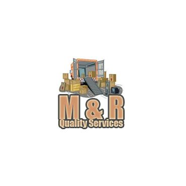 M & R Quality Services logo