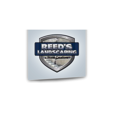 Reed's Landscaping logo