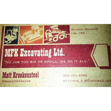 MFK Excavating and Landscaping PROFILE.logo