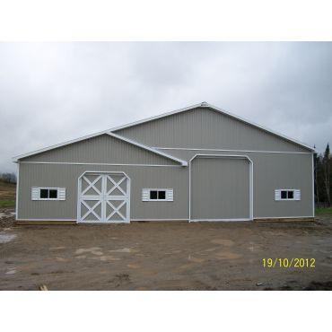 Hobby Barns & Garages