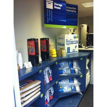 Maple Leaf Self Storage office