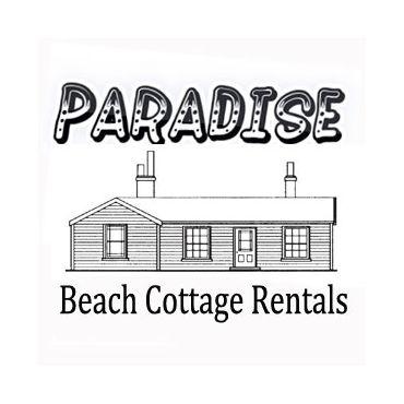 Paradise Beach Cottage Rentals logo