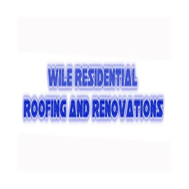 Wile Residential Roofing and Renovations logo