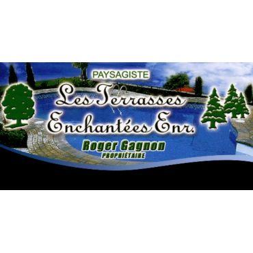 Paysagiste Les Terrasses Enchantées Enr logo