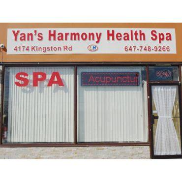 Yan's Harmony Health Spa PROFILE.logo
