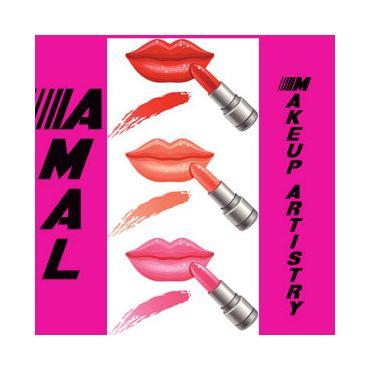 Amal Makeup Artistry logo