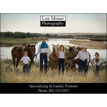 Family Photography Medicine Hat