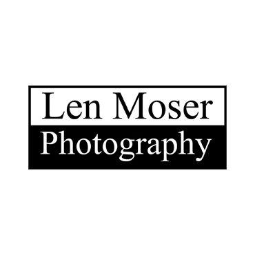 Len Moser Photography logo