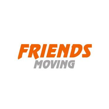 Affordable Friends Moving logo