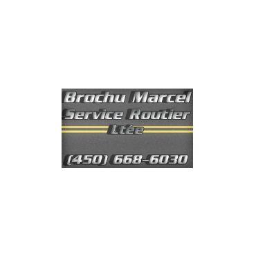 Garage M. Brochu S.R. Ltée logo