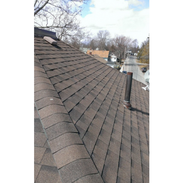 Roofing and Contracting by Cory PROFILE.logo