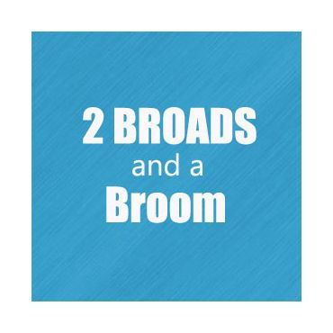 2 Broads and a Broom PROFILE.logo