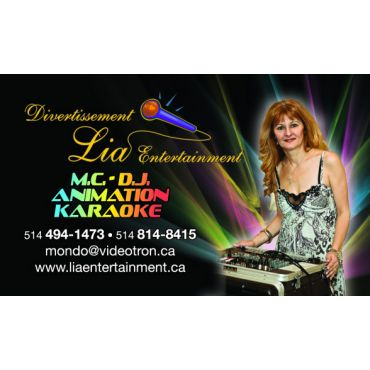 Disc Jockey Montreal PROFILE.logo