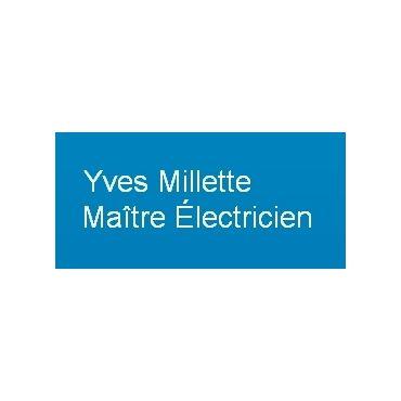Yves Millette Maître Électricien PROFILE.logo
