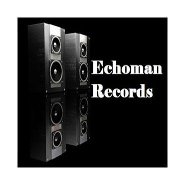 Echoman Records logo