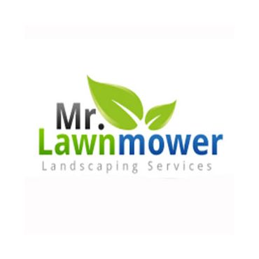 Mr. Lawnmower Landscaping Services logo