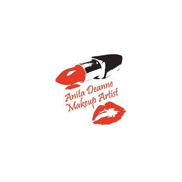 Anita Deanne Makeup Artist logo