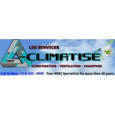 Les Service A-Climatisé logo