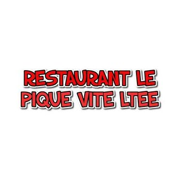 Restaurant Le pique Vite LTEE PROFILE.logo