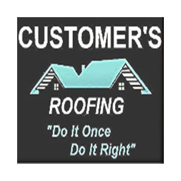 Customer's Roofing logo