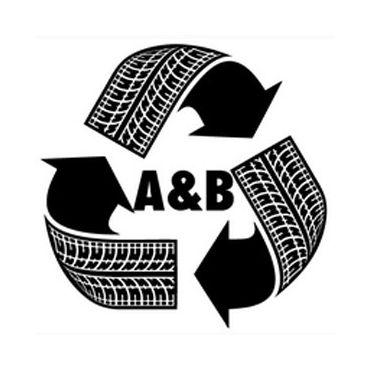 A & B Rubber Paving Ltd logo