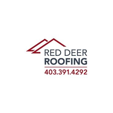 Red Deer Roofing logo